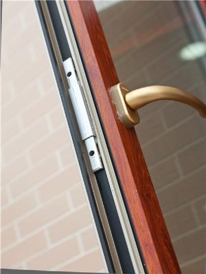 135系列窗纱一体铝合金门窗