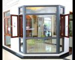 108系列窗纱一体铝合金门窗