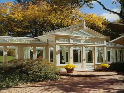 花园建造阳光房