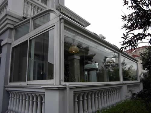 长岛别墅阳光房